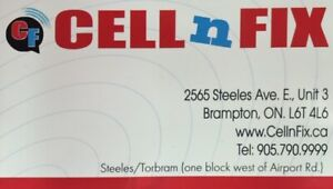 Cell Phone Repair and Sale (The Best price and Service.....!)