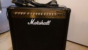 Marshall MG100DFX Guitar Amplifier-reduced to sell