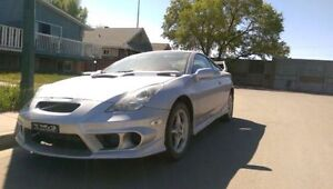 **REDUCED** CELICA GT-S TRD