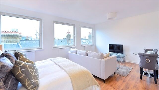 Studio flat in 3 Abbey Orchard Street, Westminster