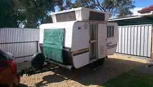 EZI-TOW Pop -Top Caravan PRICE DROP!!! Elizabeth Downs Playford Area Preview