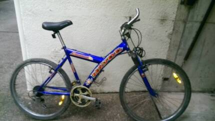 Bicycle in working condition