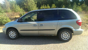 Bancroft: 2003 Dodge Caravan (BONUS: WINTER tires)