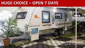 C659 Nova Metrolink 18ft BUNK Van, Available Now, Affordable Fun Penrith Penrith Area Preview