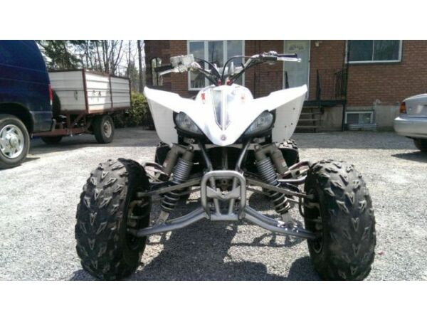 Used 2008 Yamaha yfz special edition