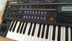 FS: Casio CZ-1 Phase Distortion Polyphonic Synthesizer (1986)
