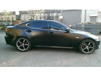 Stunning lexus is220d