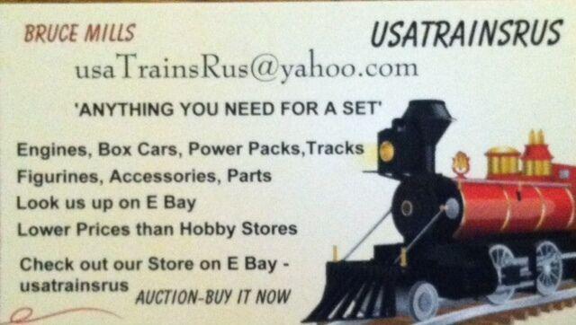 USA Trains R Us