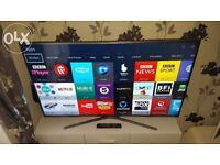 samsunng ue46f6740 led 3d smart with wifi build in . ngood condition