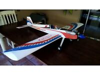 Rc plane nitro travel air