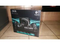 logitech z906 brand 500W Monsters! new. free local delivery RRP 350