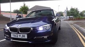 BMW 320 d Luxury Model 184 hp