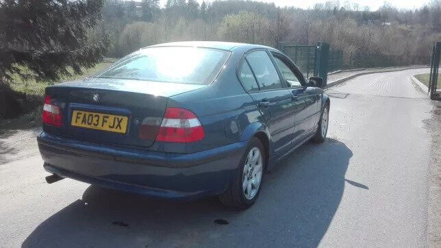 BMW 3 series e46 316i spares/repairs rough idle | in East Calder, West  Lothian | Gumtree