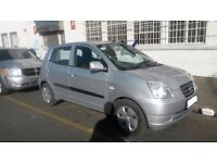 2006 (56) KIA PICANTO 1.0 5DR HATCHBACK,PETROL,1 PREVIOUS OWNER,MOT'D,PAS,ECONOMICAL,BARGAIN