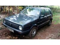 I Want a Golf mk1/2 Dead or Alive. £200+ Waiting.