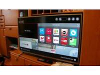 "LG 42"" Smart Led TV, Like New, Delivery"
