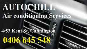 AutoChill Air conditioning Services (AC Regas) Cannington Canning Area Preview