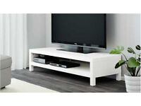 IKEA Lack TV Bench Large in White