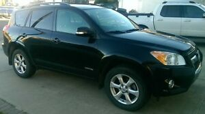 2009 Toyota RAV4 Limited V6 AWD Leather Sun Roof