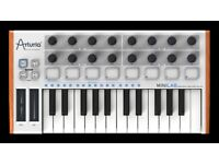 Arturia Minilab - Universal MIDI USB Controller Keyboard MK1