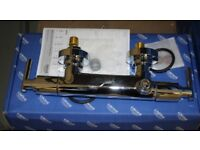 shower valve . grohe atrio. surface mounted