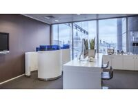 Offices to Rent   Options for 1 - 2 People   3 Months Free, Flex Terms   Barbican, London – EC2