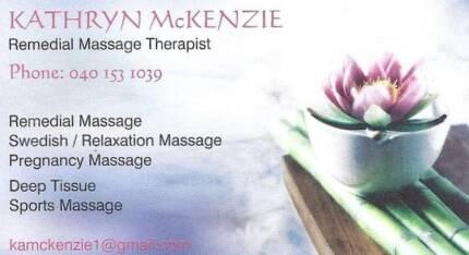 Remedial Massage Therapist