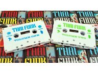 Old Cassette Tapes Wanted