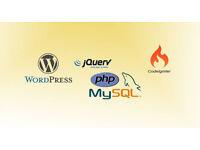 Web developer is looking for a job, like a full stack or backend web developer