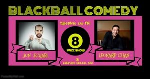 Blackball Comedy FREE COMEDY #DTK