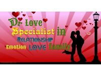 Dr Love Manchester specialist in Relationship love marriages and family matter