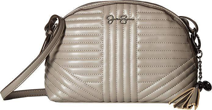 Jessica Simpson Woman's Emmy Dome Cross Body, Fog Color MSRP