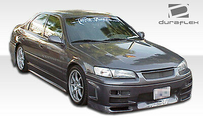 1999 Evo Side Skirts (97-01 Toyota Camry Duraflex Evo 4 Side Skirts Rocker Panels 2pc)