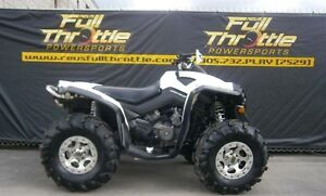 2011 Can-Am Renegade 800R EFI
