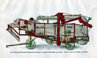 WANTED - 28 X 46 McCormick Deering Thresher with shredder