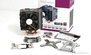 CPU COOLER Universelle Neuf