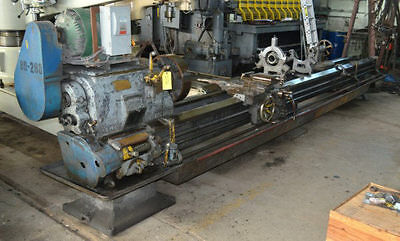 2122.5 X 198 Leblond 21 Heavy-duty Engine Lathe - 28038