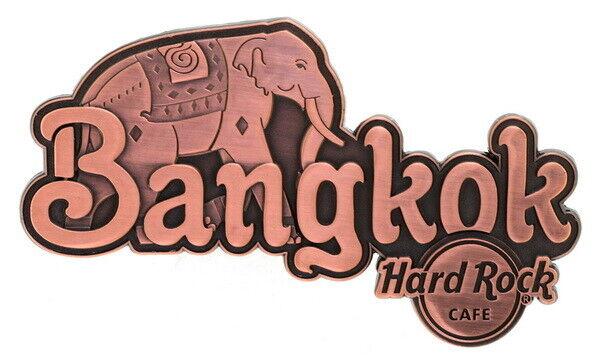 Hard Rock Bangkok Core Destination Name Series Magnet