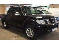 NISSAN NAVARA 2.5 DCI 4WD TEKNA CrewCab Pick-up OUTLAW VISA FROM £84 PER WEEK!