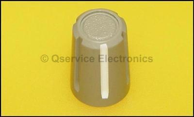 Tektronix 366-1786-01 Knob Gray With Bar 492 494 495 496 Spectrum Analyzers -nos