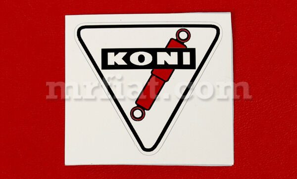 Ferrari 308 Qv 328 Koni Shock Sticker New
