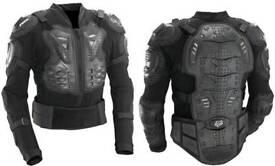 Fox Titan Sport Jacket Long Sleeved Body Armour