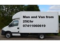 749c5f0c88 Man and van in Camberwell