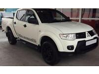 MITSUBISHI L200 2.4 2.5 DI-D BARBARIAN CrewCab WARRIOR TITAN FROM £67 PER WEEK!