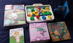 ASSORTED BABY & INFANTS PLAY/ACTIVITY ITEMS – BRAND NEW