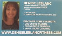 CERTIFIED PERSONAL TRAINER + WEIGHT LOSS COACH