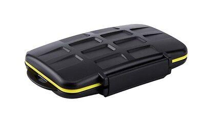Memory Card Case MC-SDMSD12 Speicherkartenbox für 4SDHC und 8 Micro SD