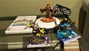Skylanders Swap Force Starter Kit Wii
