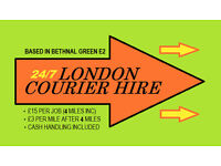 London Scooter Courier Hire