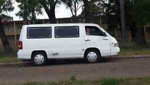 2002 Mercedes-Benz Fridge van MB100 Crookwell Upper Lachlan Preview